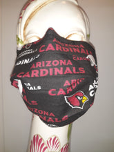 Load image into Gallery viewer, Authentic Arizona Cardinals NFL - Facemask