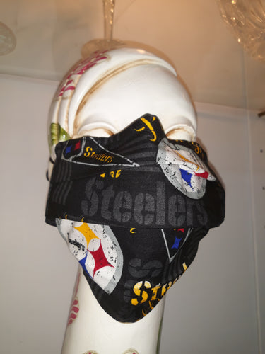 Authentic Pittsburgh Steelers NFL / Facemask