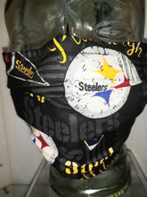 Load image into Gallery viewer, Authentic Pittsburgh Steelers NFL / Facemask