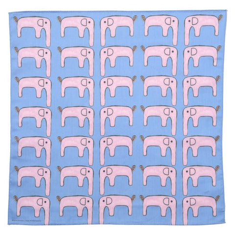 Bandana - Elephants