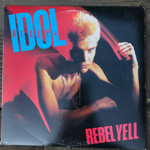 Billy Idol - Rebel Yell (USED LP)