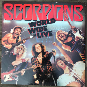 Scorpions - World Wide Live (USED LP)