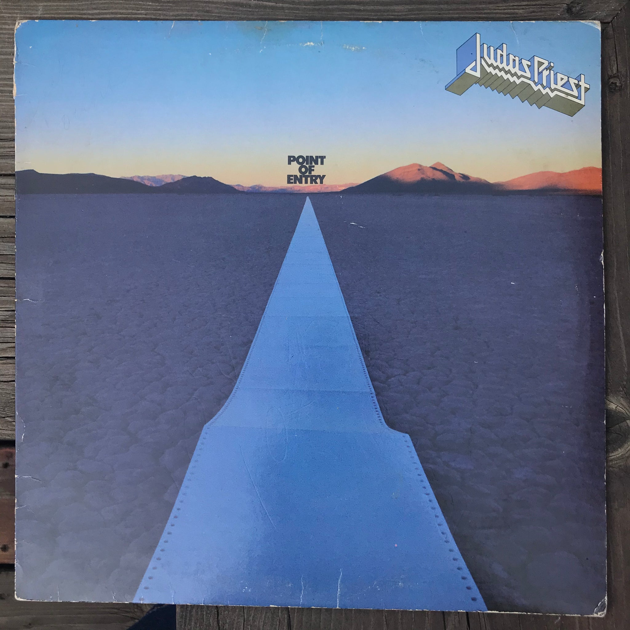 Judas Priest - Point of Entry (USED LP)