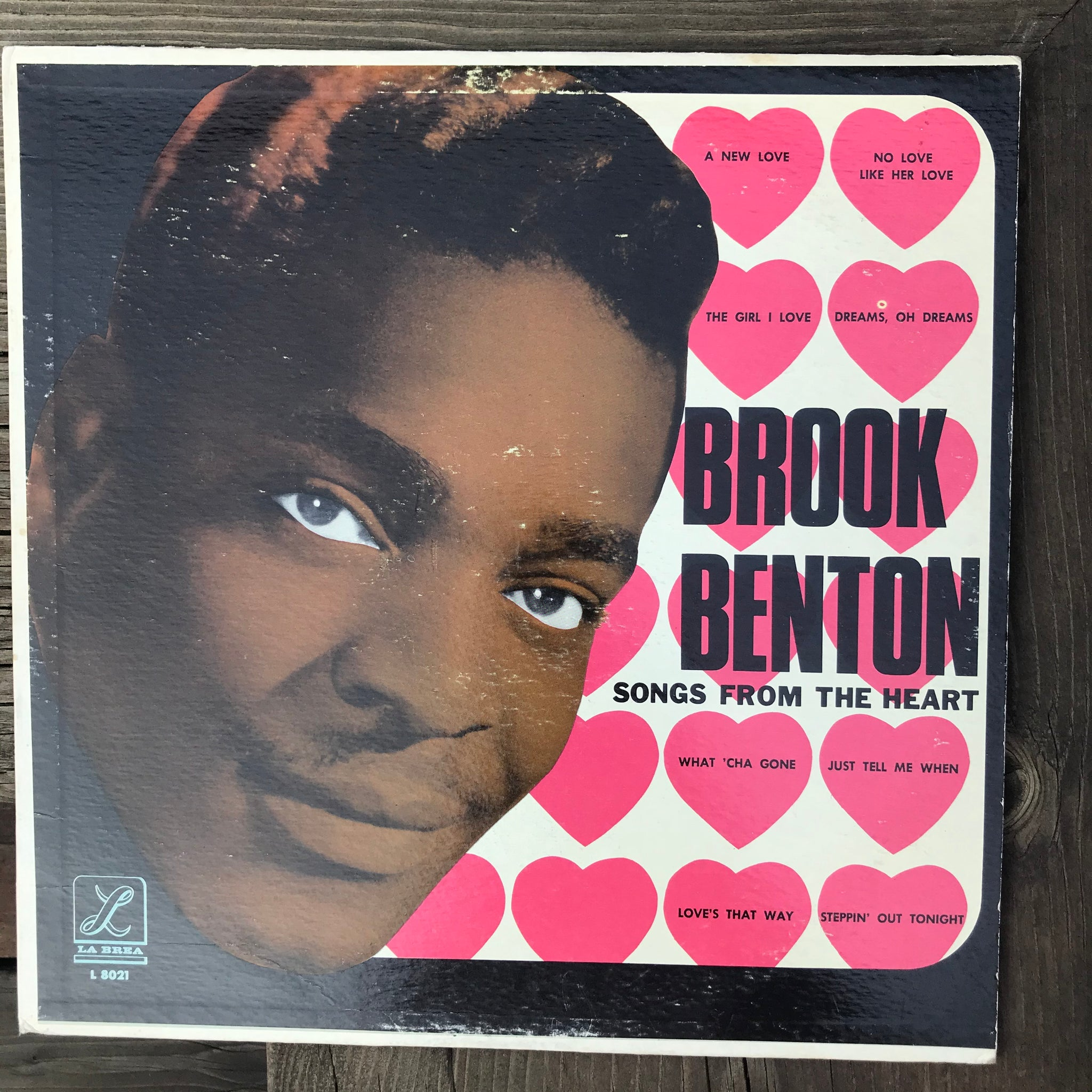 Brook Benton - Songs From The Heart (USED LP)