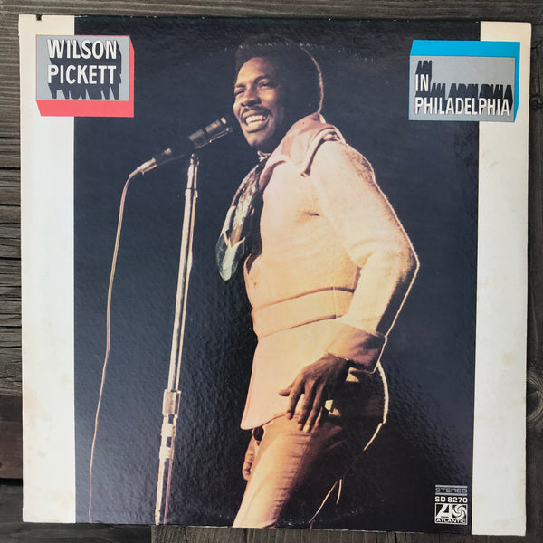 Wilson Pickett - In Philadelphia (USED LP)