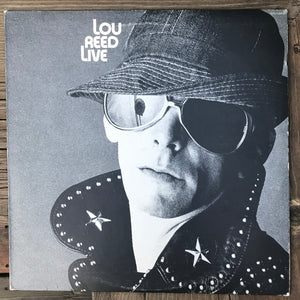 Lou Reed - Live (USED LP)