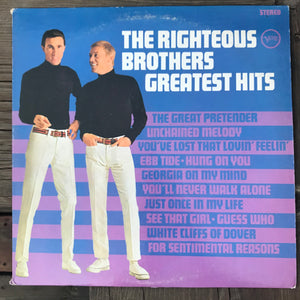 The Righteous Brothers - Greatest Hits (USED LP)