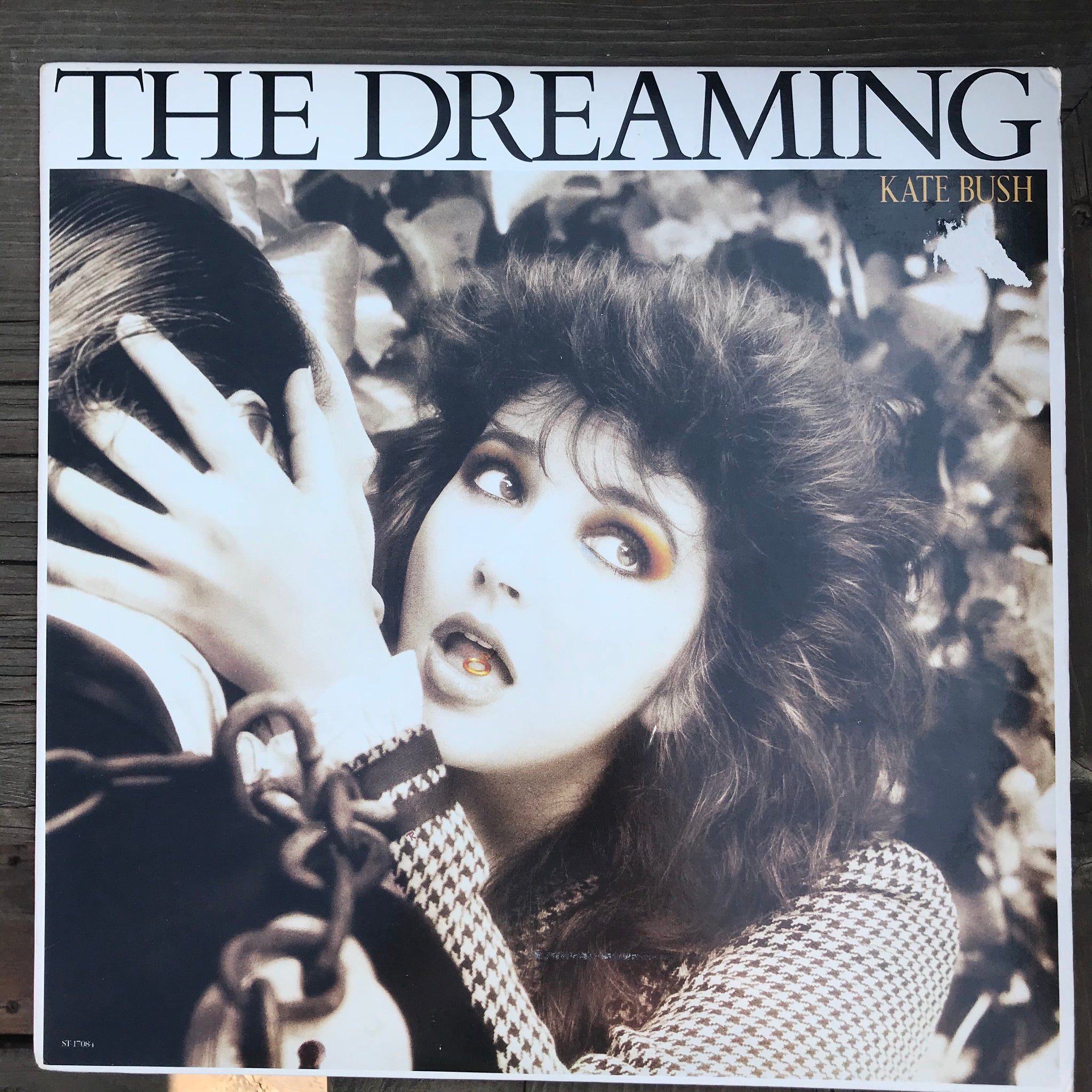 Kate Bush - The Dreaming (USED LP)