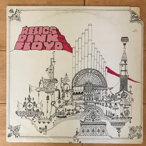 Pink Floyd - Relics (USED LP)