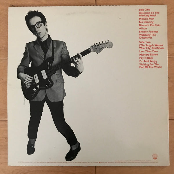 Elvis Costello - My Aim Is True (USED LP)