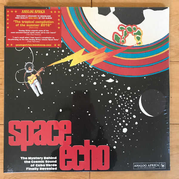 VARIOUS - Space Echo (Analog Africa)