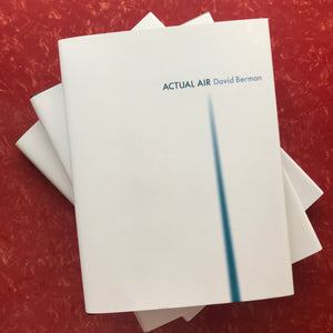 Actual Air - David Berman