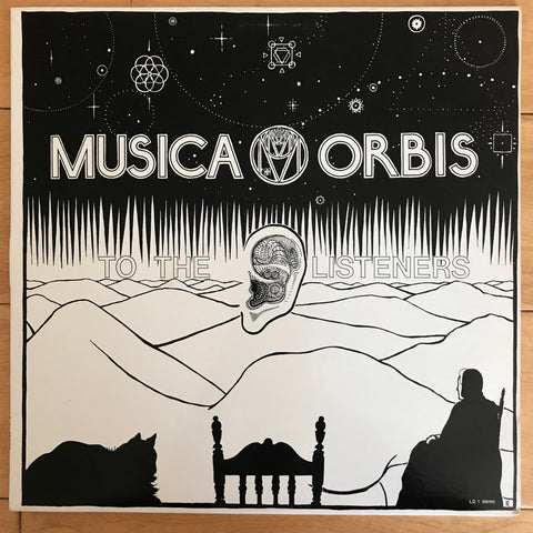 Musica Orbis - To the Listeners (USED LP)