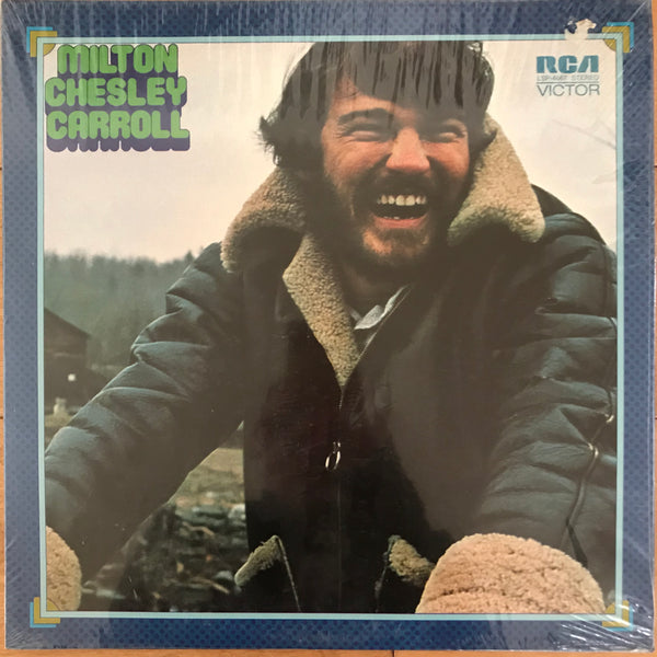 Milton Chesley Carroll - s/t (USED LP)