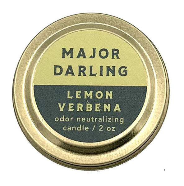 Odor Neutralizing Candle - Lemon Verbena
