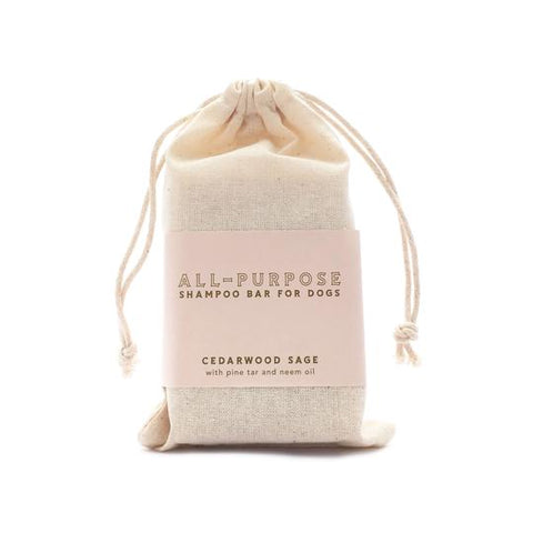 Dog Shampoo Bar - All Purpose