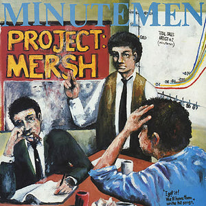 Minutemen - Project Mersh