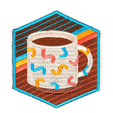 Patch: Coffee Mug