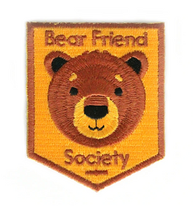 Patch: Bear Friend Society