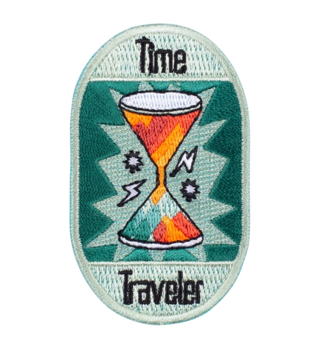 Patch: Time Traveler