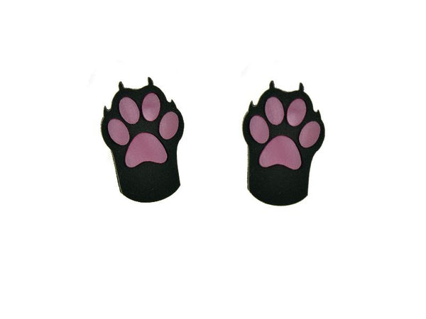 Earrings - Cat Paws