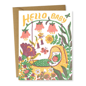 Baby Card: Hello Baby