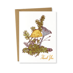 Greeting Card: Thank You