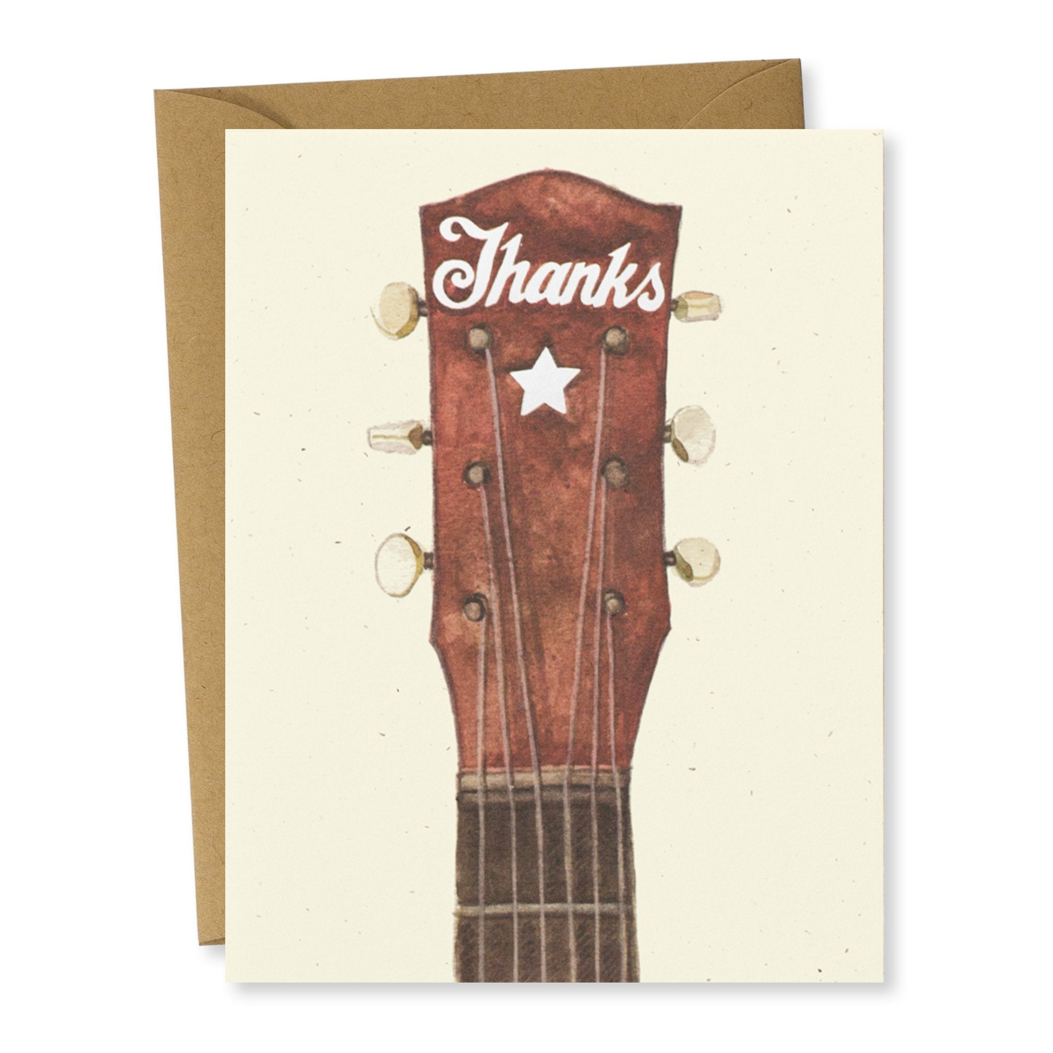 Greeting Card: Thanks