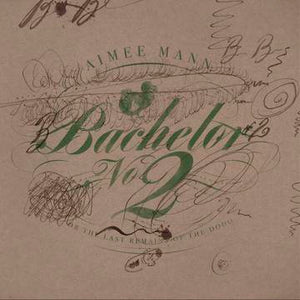 Aimee Mann - Bachelor No. 2 (RSD Black Friday 2020)