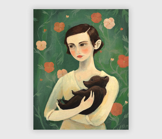 ART PRINT: Ursa Minor - Emily Winfield Martin
