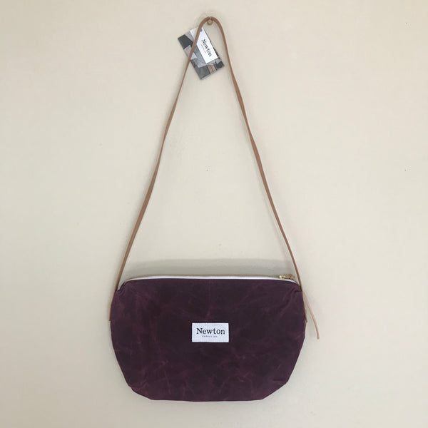 Crossbody Bag - Mulberry