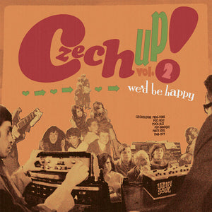 Various Artists: Czech Up! Vol. 2 - We'd Be Happy