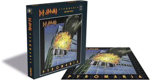 Puzzle - Def Leppard