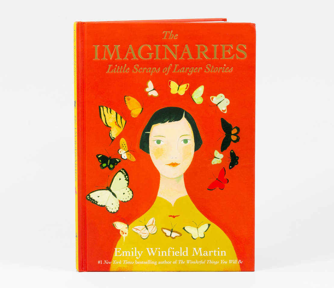 The Imaginaries: Little Scraps of Larger Stories (Art Book)