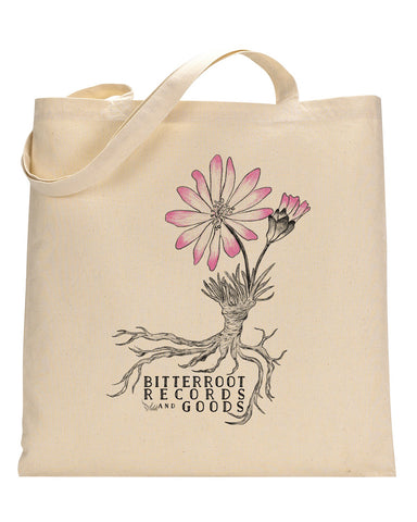 Bitterroot Records Tote