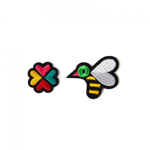 Patch Set: Bee and Flower