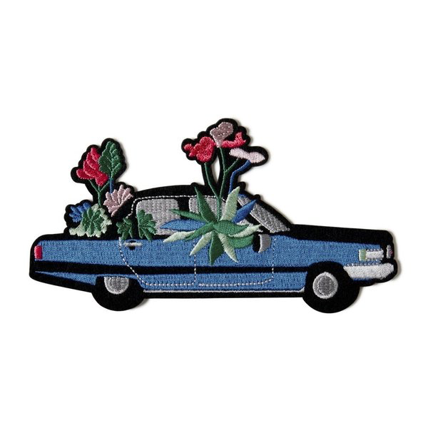 Patch: Cadillac in Bloom