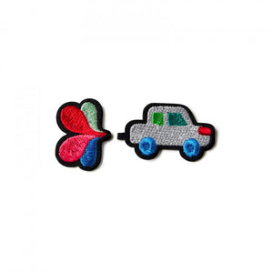 Patch Set: Car and Flower