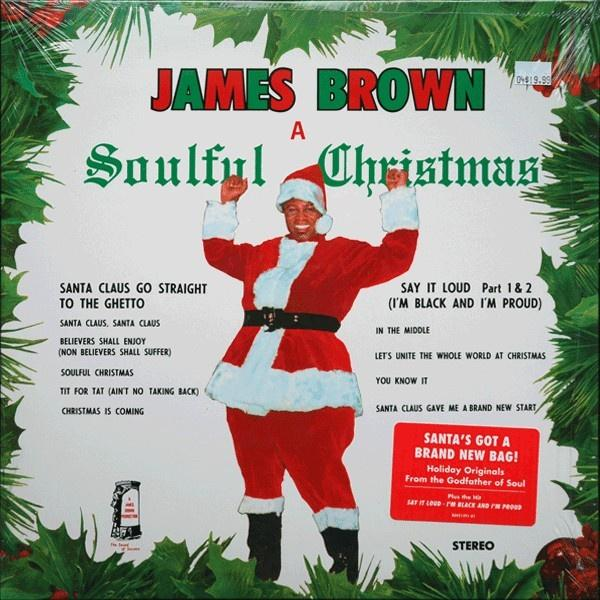 James Brown - A Soulful Christmas