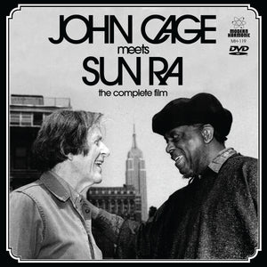 "John Cage Meets Sun Ra - The Complete Film (7"" + DVD)"