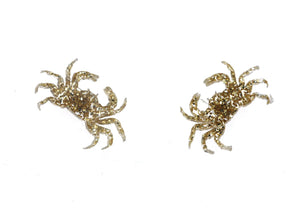 Earrings - Crabs