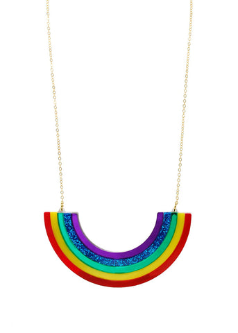 Necklace - Rainbow