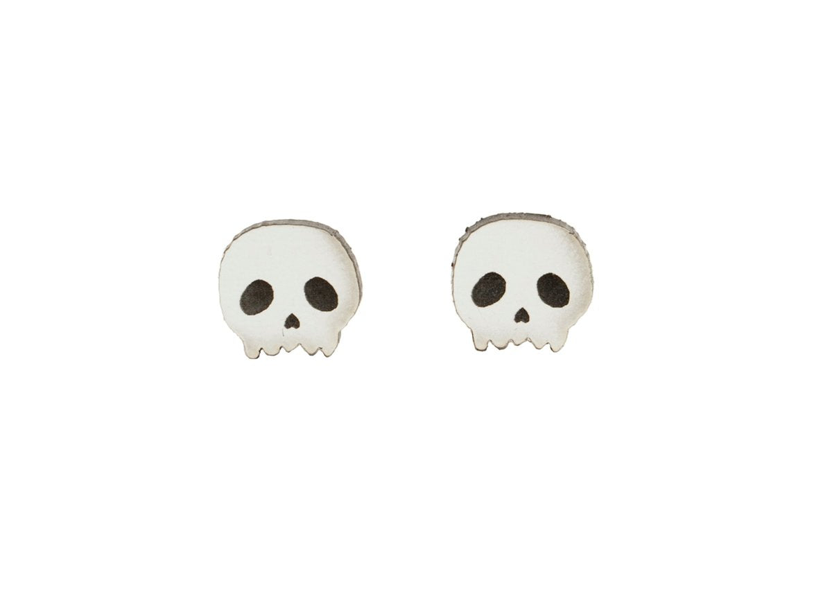 Earrings - Skulls