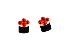 Earrings - Sushi