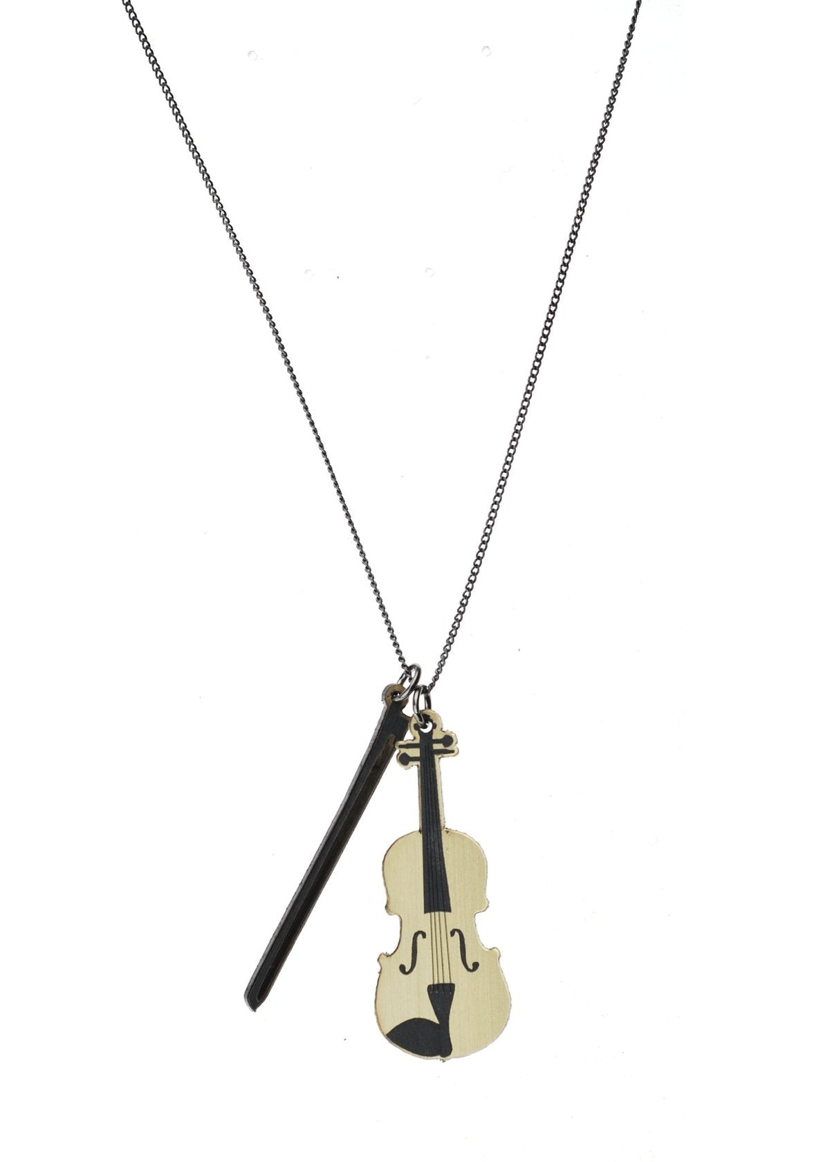 Necklace - Violin