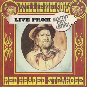 Willie Nelson - Live at Austin City Limits 1976 (RSD Black Friday 2020)