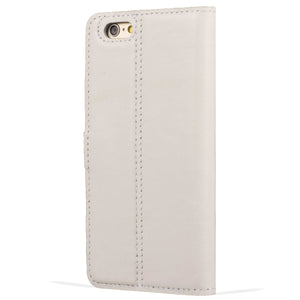 Porcelain Pastel Leather Case - Apple iPhone 5/5S/SE - Snakehive