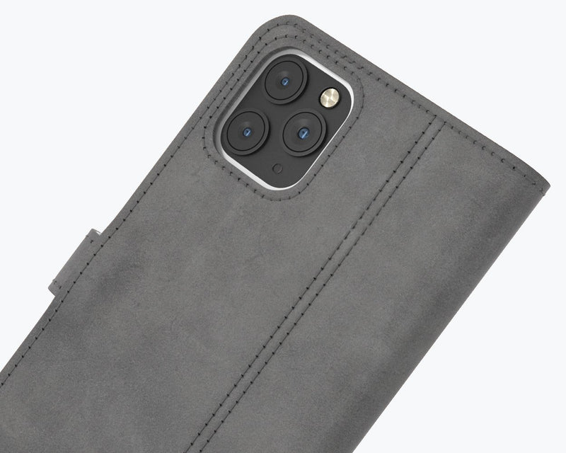 Vintage Leather Wallet - Apple iPhone 11 Pro