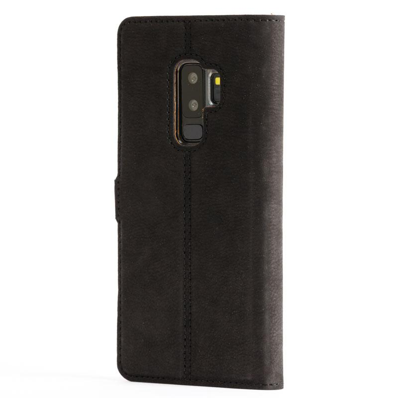 Vintage Leather Wallet - Samsung Galaxy S9 Plus