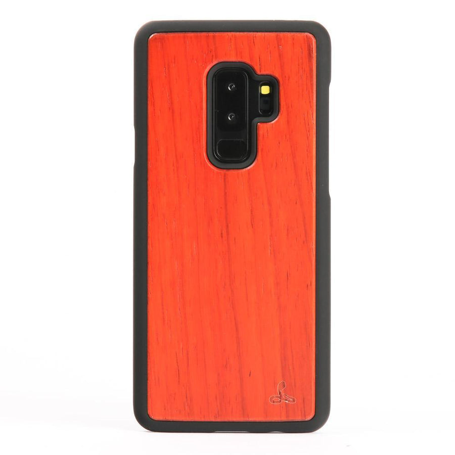 Rosewood Back Case - Samsung Galaxy S9 Plus - Snakehive